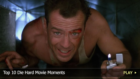 Top 10 Die Hard Movie Moments