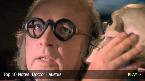 Top 10 Notes: Doctor Faustus