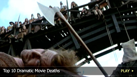 Top 10 Dramatic Movie Deaths