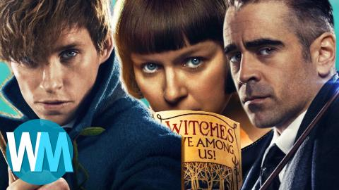 Top 10 Fantastic Beasts and Where to Find Them Facts