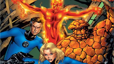 Top 10 Fantastic Four Facts