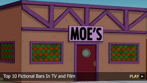 Top 10 Fictional Bars In TV and Film