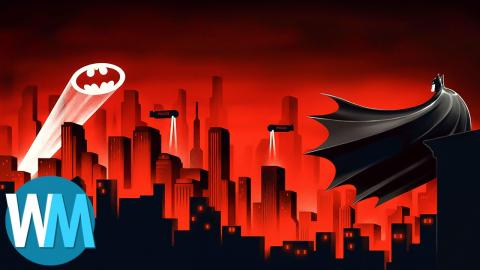 Top 10 Fictional Superhero Cities