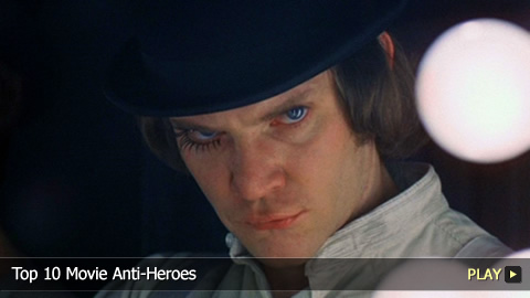 Top 10 Movie Anti-Heroes