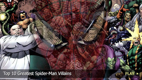 Top 10 Greatest Spider-Man Villains