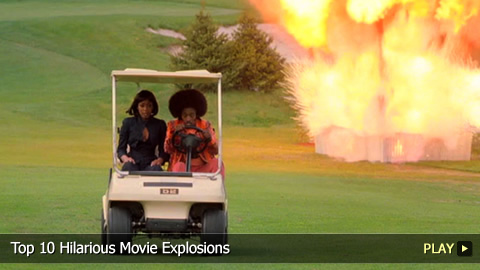 Top 10 Hilarious Movie Explosions