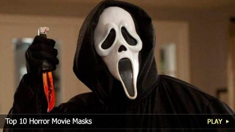 Top 10 Best Horror Movie Masks