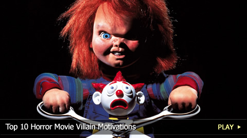 Top 10 Horror Movie Villain Motivations