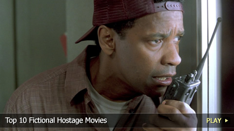 Top 10 Fictional Hostage Movies
