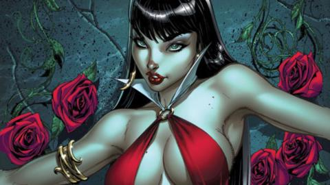 Top 10 Hottest Non-Superhero Women In Comic Books