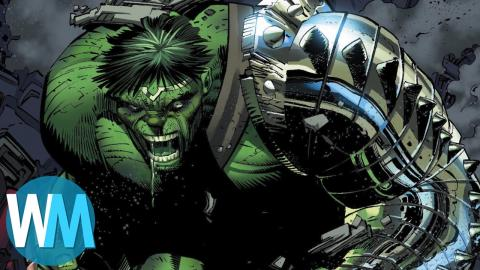 Top 10 Greatest Hulk Stories Ever Written