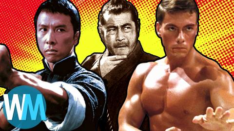 Top 10 Iconic Martial Arts Movie Heroes