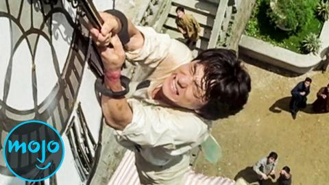 Top 10 Times Jackie Chan Got Seriously Injured