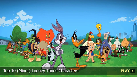 Top 10 (Minor) Looney Tunes Characters