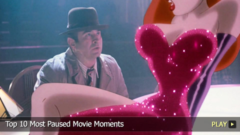 Top 10 Most Paused Movie Moments