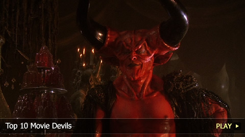 Top 10 Movie Devils
