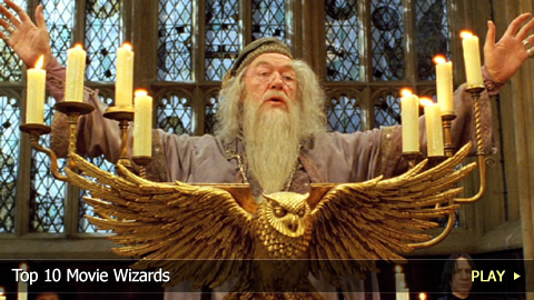 Top 10 Movie Wizards