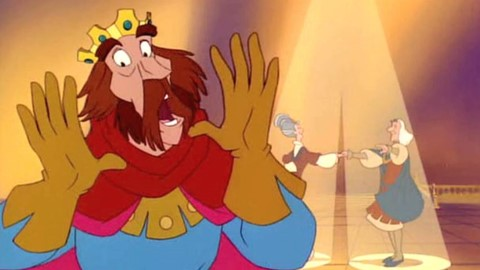 Top 10 Animated Villain Songs Excluding Disney