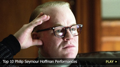 Top 10 Best Philip Seymour Hoffman Performances