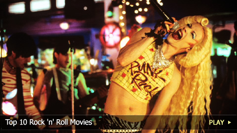 Top 10 Rock 'n' Roll Movies
