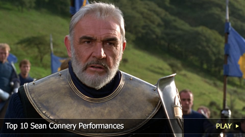 Top 10 Best Sean Connery Performances