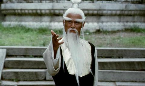 Top 10 Sensei Masters in Movies and TV