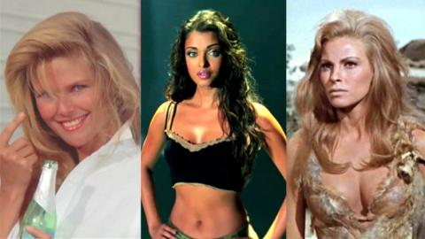 Top 10 Sexiest Women of All Time