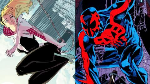 Top 10 Spider-Men Who Aren't Peter Parker