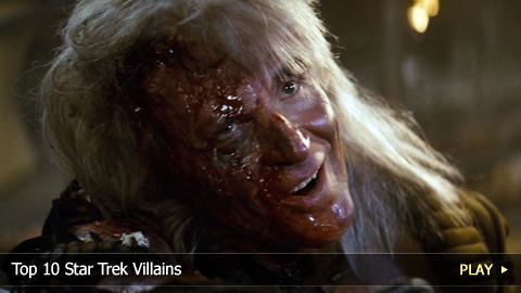 Top 10 Star Trek Villains