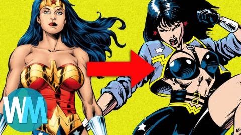 Top 10 Superhero Costume Blunders