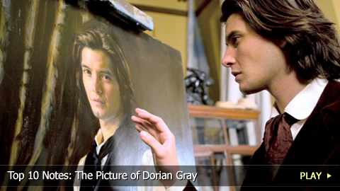 Top 10 Notes: The Picture of Dorian Gray