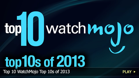 Top 10 WatchMojo Top 10s of 2013
