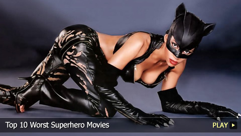 Top 10 Worst Superhero Movies