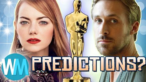 OSCAR PREDICTIONS! – The CineFiles Ep. 9