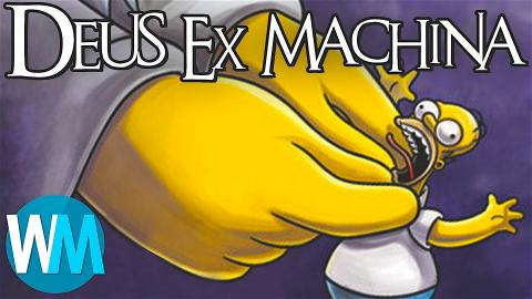 How to RUIN a Movie: Deus Ex Machina - Troped!