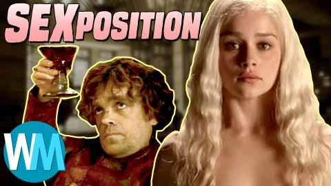 Tits and Dragons: Sexposition - Troped!