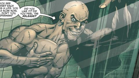 Supervillain Origins: Victor Zsasz