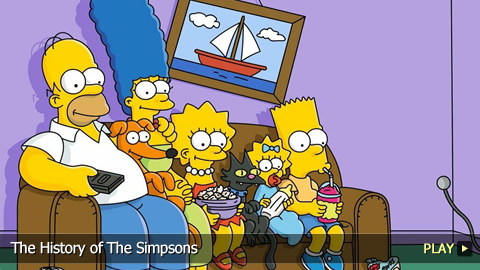 The History of The Simpsons