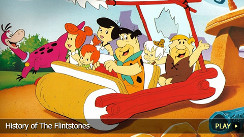 History of The Flintstones