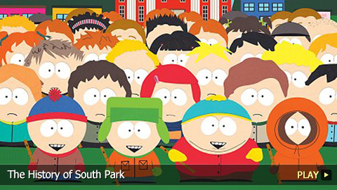 The History of South Park
