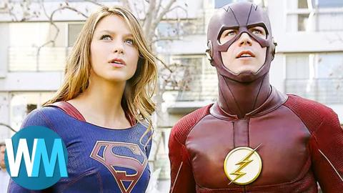 Top 10 Arrowverse Crossover Episodes