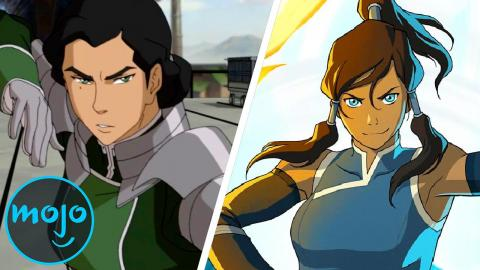 Top 10 Avatar And Legend of Korra Antagonists