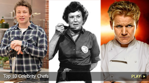 Top 10 Celebrity Chefs