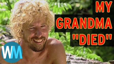 Top 10 Craziest Survivor Moments