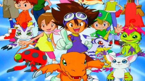 Top 10 Digimon Moments
