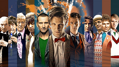 Top 10 Doctor Who Doctors