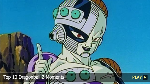 Top 10 Dragonball Z Moments