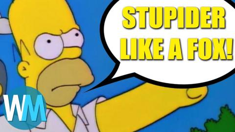 Top 10 Funniest Homer Simpson Quotes