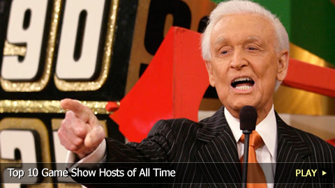Top 10 Game Show Hosts of All Time