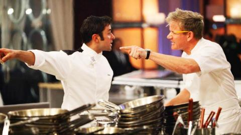 Top 10 Gordon Ramsay Outbursts